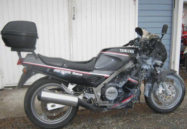 Yamaha FZ 750 -91
