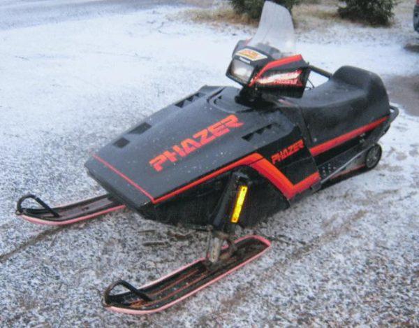 Yamaha Phazer -90