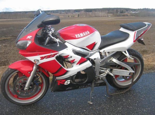 Yamaha R6 -99