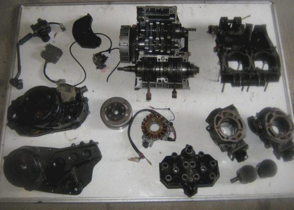 Yamaha RD 350 -83