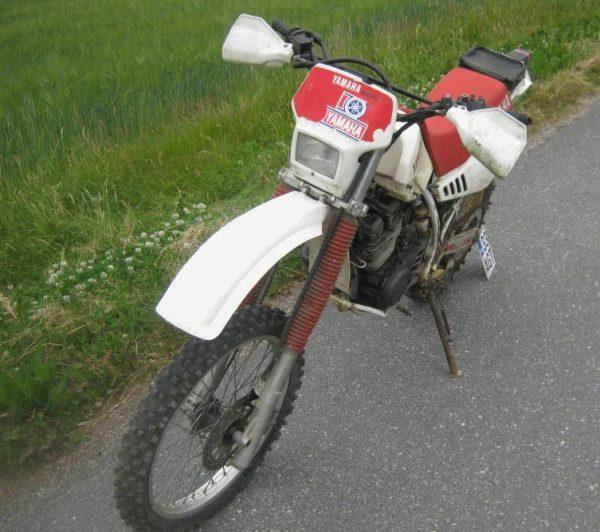 Yamaha TT 350 -90