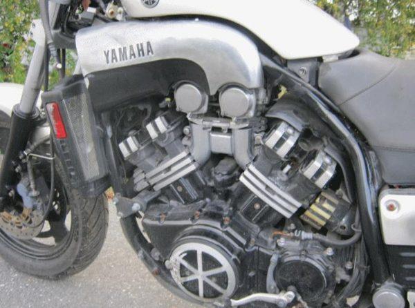 Yamaha V-MAX 1200 -96