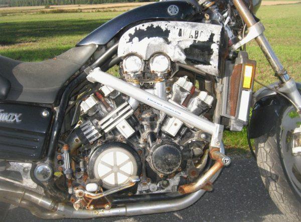 Yamaha V-Max 1200 -89