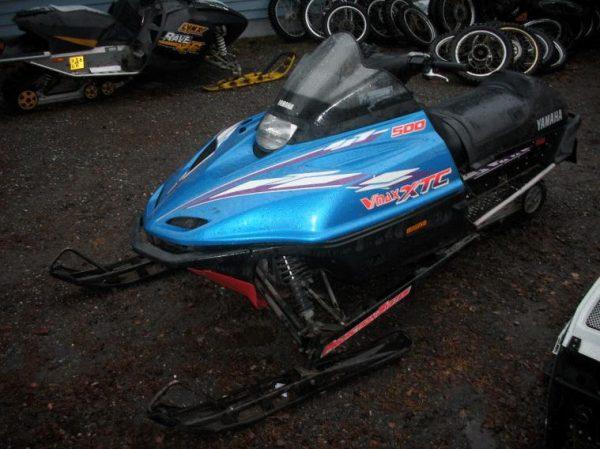 Yamaha V-Max 500 -98