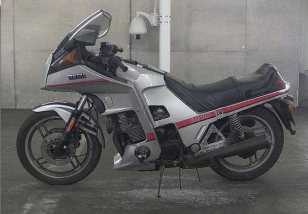 Yamaha XJ650 Turbo 1986