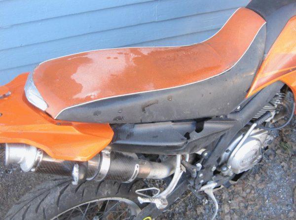 Yamaha XT 125 SM -06