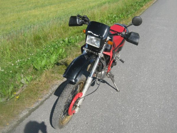Yamaha XT 600 -89