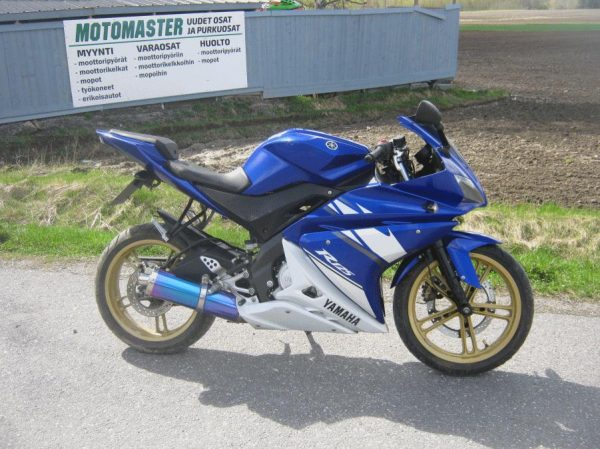Yamaha YZF-R 125 -10