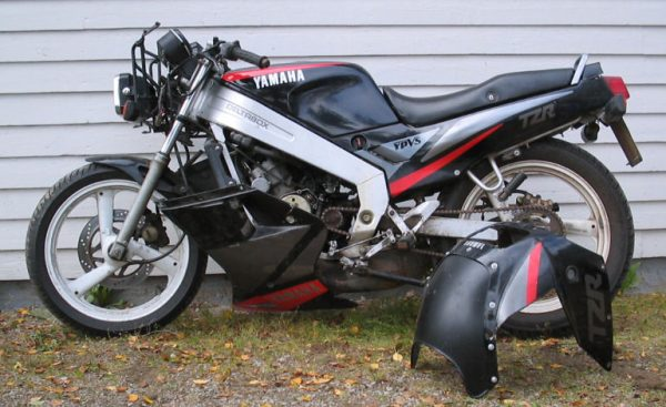 Yamaha TZR 125 -88-91