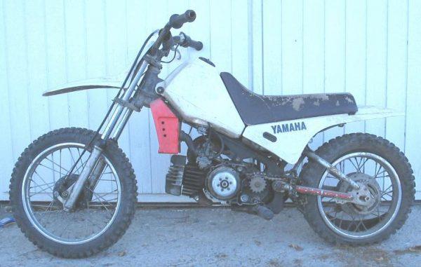 Yamaha PW 80 -91