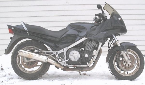 Yamaha FJ 1100 -86
