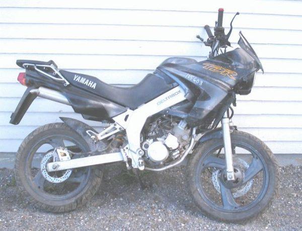 Yamaha TDR 125 -97