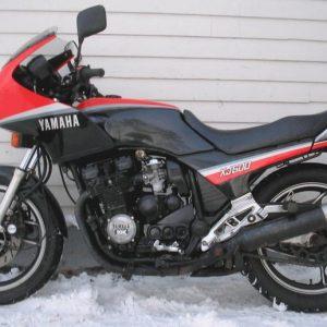 Yamaha XJ 600 -86
