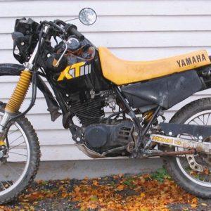 Yamaha XT 350 -88