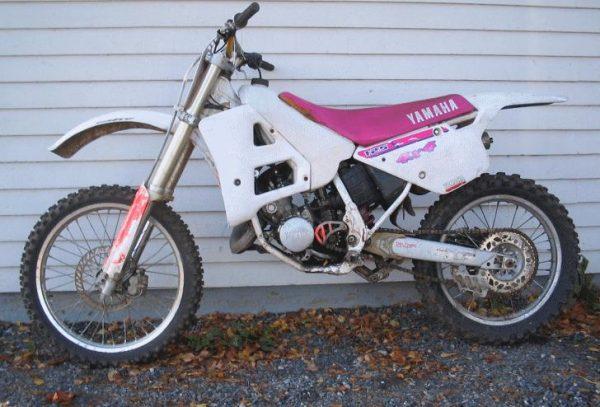Yamaha YZ 125 -91