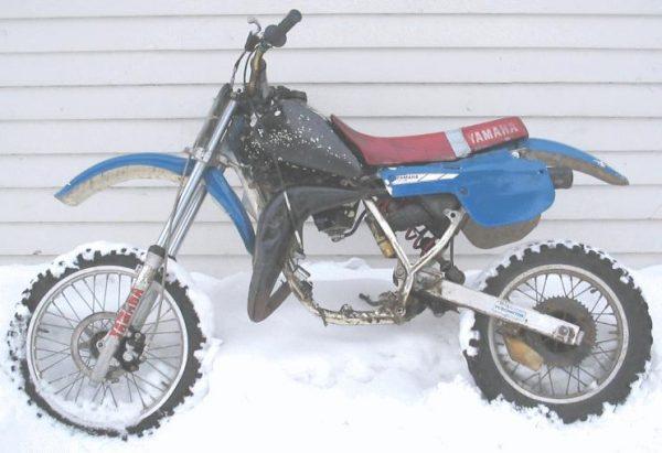 Yamaha YZ 80 -87