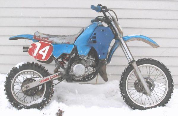 Yamaha YZ 80 -88
