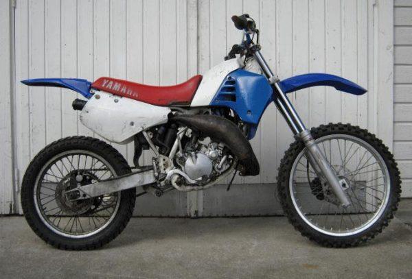 Yamaha YZ 125 -88/-91