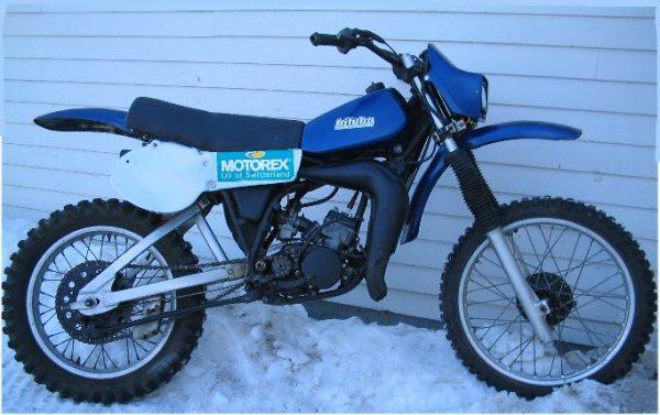 Yamaha YZ 125 -81