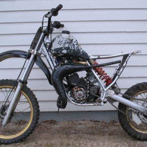 Yamaha YZ 80 -82
