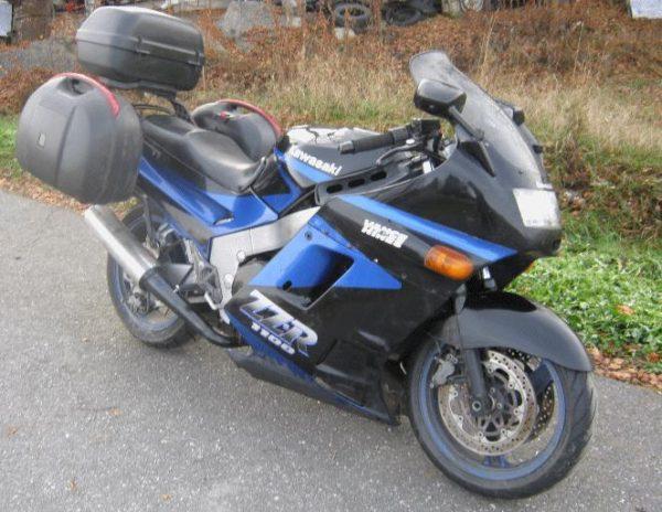 Kawasaki ZZR 1100 -90