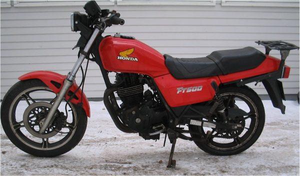 Honda FT 500 -82