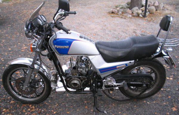 Suzuki GR 650 -84