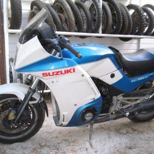 Suzuki GSX 550 EF -85