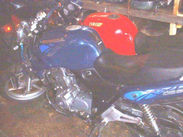 Honda CB 500 -94
