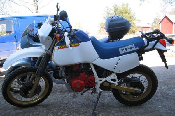 Honda XL 600 -86