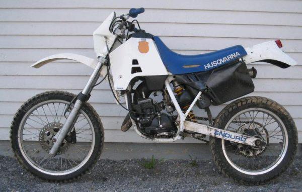 Husqvarna WR 125-89