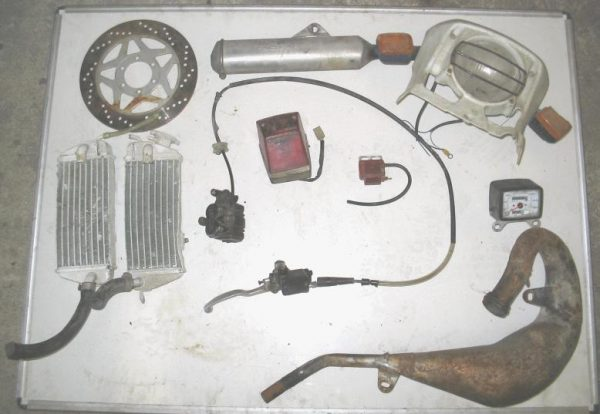 Husqvarna 125 WRE -94