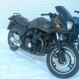 Kawasaki GPZ 1100-83
