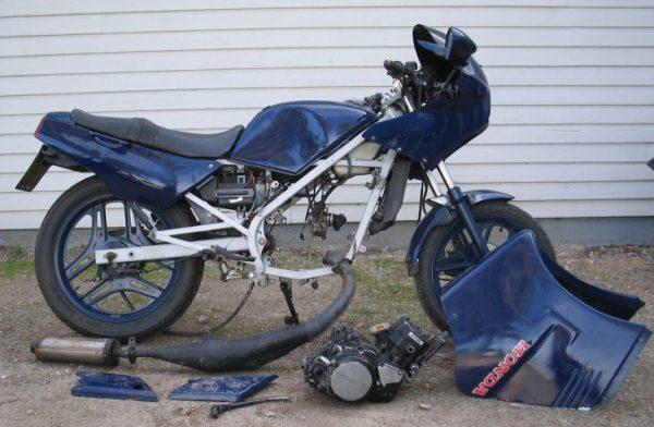 Honda NS 125 F -86