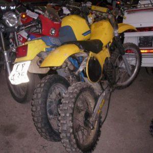 Suzuki RM 125 -82