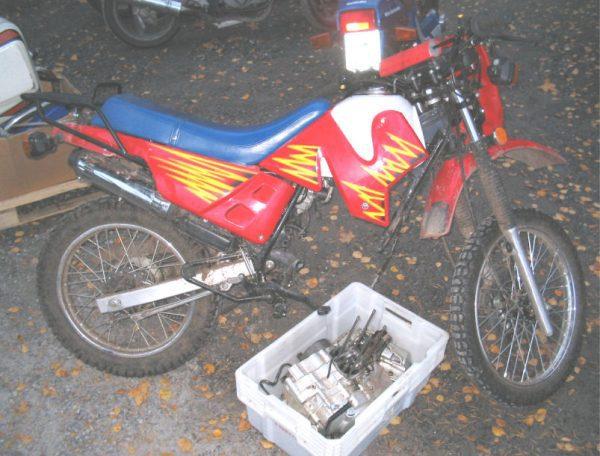 Samurai 200cc Enduro -06