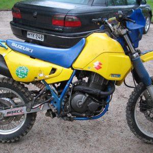 Suzuki DR 650 -93