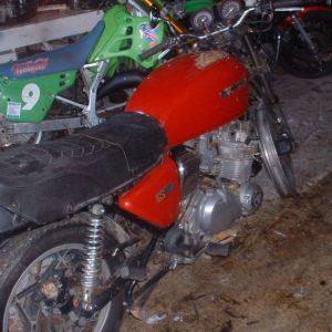 Suzuki GS 850 -79
