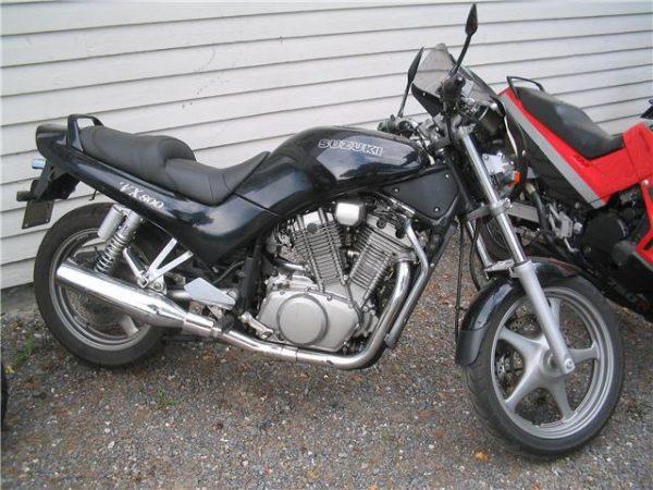 Suzuki VX 800 -91