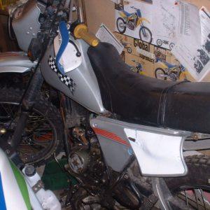 Yamaha DT 125 -82
