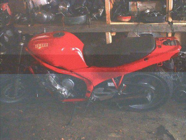 Yamaha XJ 600 DIVERSION -92