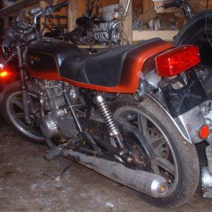 Yamaha XS 400 -79