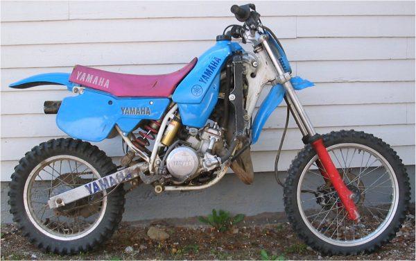 Yamaha YZ 80 -82-86 ja -90