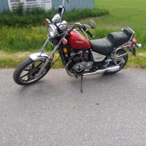 Kawasaki LTD 450 -87