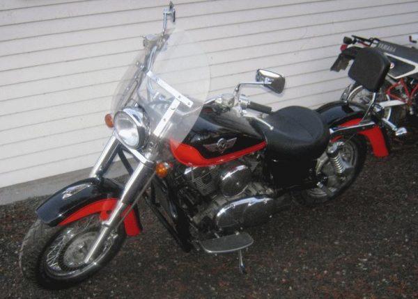 Kawasaki VN 1500 -96