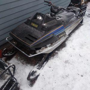 Yamaha ET 400 -89