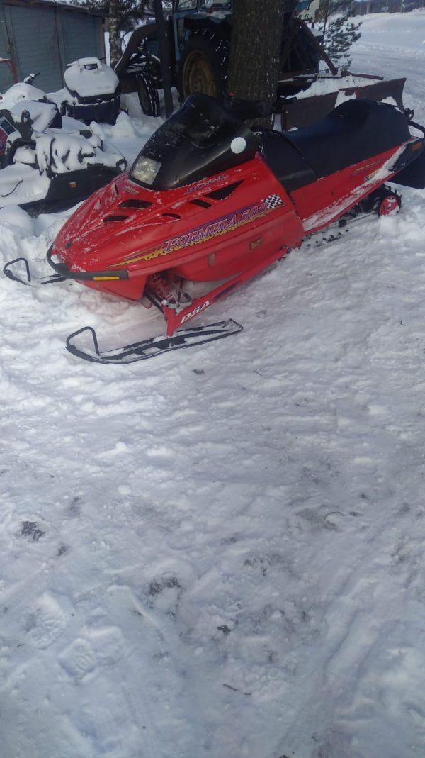 Ski-Doo Formula 500 -97