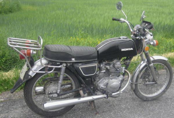 Honda CB 125 1976