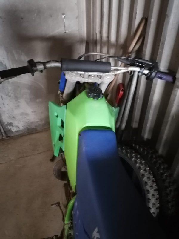 KX 250 -89