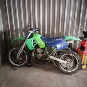 KX 250 1989